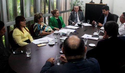 Comissão de Avaliação Documental debate armazenamento de documentos