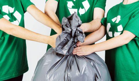 Tribunal de Justiça doa 50 toneladas de material reciclável e beneficia 20 famílias carentes