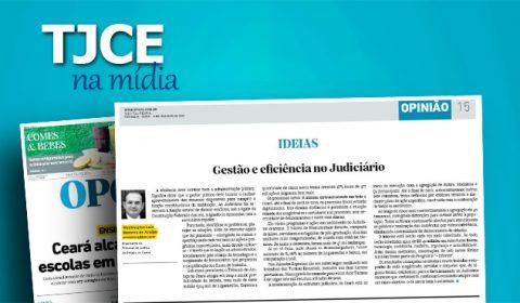 Artigo: Gestão e eficiência no Judiciário