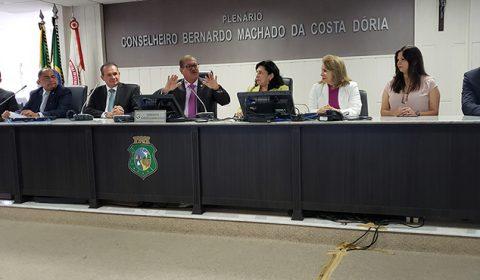 Ministro Humberto Martins abre trabalhos da Corregedoria Nacional no TJCE