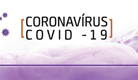 Tribunal de Justiça do Ceará promove campanha para informar sobre o Coronavírus
