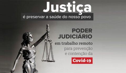 Tribunais de Justiça do Brasil se unem em campanha pela prevenção da Covid-19