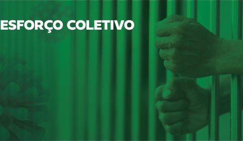 Criado o Comitê de enfrentamento à Covid-19 nos sistemas prisional e socioeducativo do Ceará
