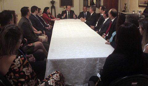 Comissão da Corregedoria Nacional da Justiça encerra trabalhos no TJCE
