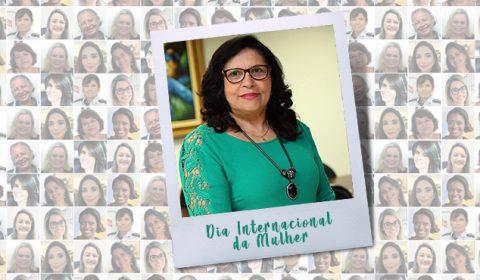 Vice-presidente do TJCE presta homenagem pelo Dia Internacional da Mulher em vídeo