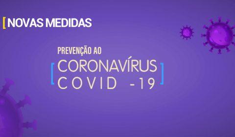 TJCE estabelece novas medidas de funcionamento do Judiciário em razão do Coronavírus