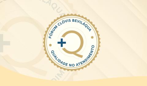 Campanha com colaboradores da Comarca de Fortaleza incentiva qualidade no atendimento