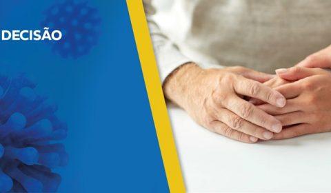 Para evitar a Covid-19, Justiça autoriza filha a receber aposentadoria pela mãe idosa