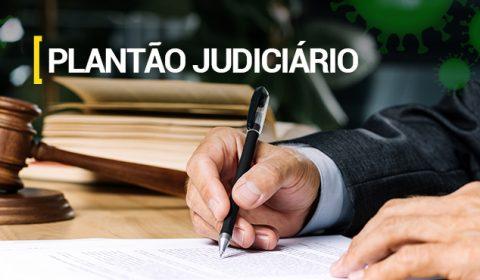 Judiciário disponibiliza plantão eletrônico para atender casos urgentes neste fim de semana