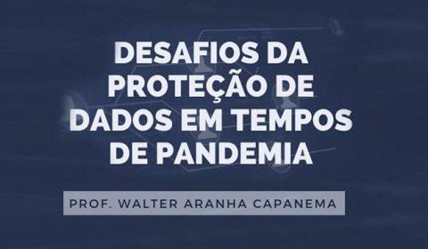 """Esmec transmite palestra """"Desafios da Proteção de Dados em Tempos de Pandemia"""" nesta sexta-feira (03/04)"""
