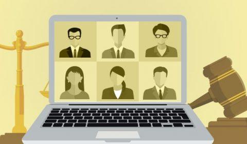 Câmaras do TJCE julgam 573 ações em sessões virtuais durante a semana