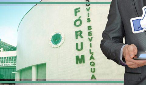 Advogados e usuários da Justiça elogiam trabalho do Fórum Clóvis Beviláqua durante período de distanciamento social