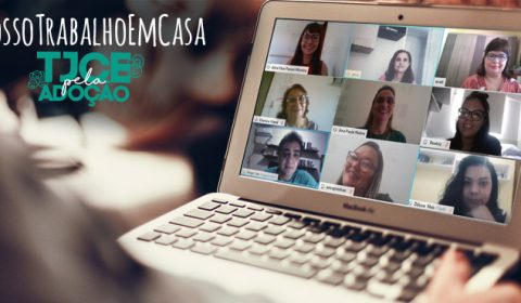 Cursos e entrevistas virtuais para movimentar processos de adoção
