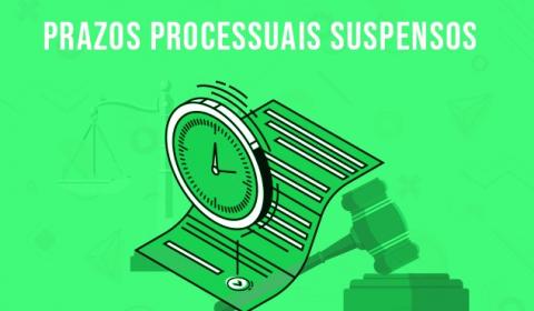 TJCE mantém suspensão de prazos processuais até o final deste mês