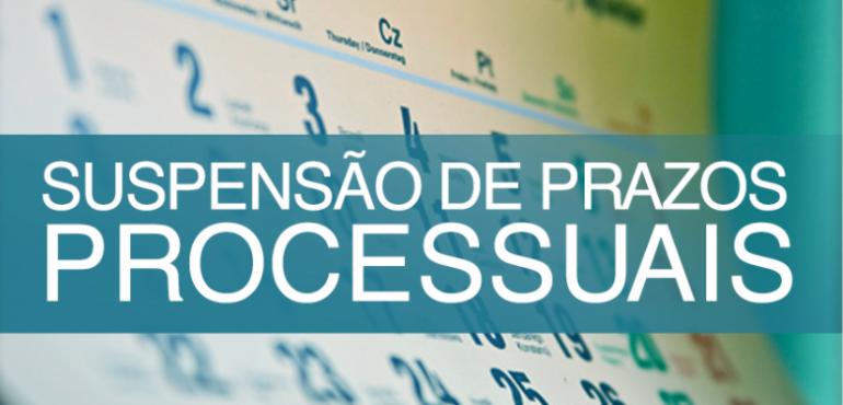 TJCE suspende prazos de processos físicos e eletrônicos até 20 de maio