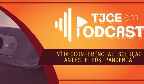 Presidente do TJCE e juízes falam sobre a importância das teleaudiências durante a pandemia