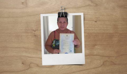 Mãe que registrou filho com anomalia congênita, baseado em provimento da Corregedoria, parabeniza medida