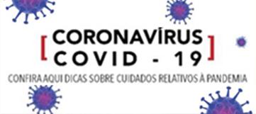 Dicas Coronavírus