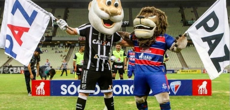 Clubes de futebol no Ceará estão autorizados a retomar os treinamentos em 1º de junho