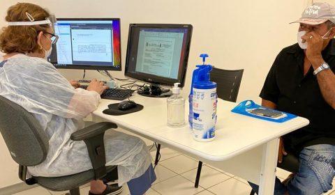 Perícias médicas em parceria com o TJCE voltam a ser realizadas com ações de Maracanaú seguindo protocolo de segurança