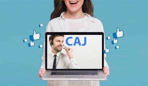 Serviços online: usuários aprovam atuação das Centrais de Atendimento do TJCE