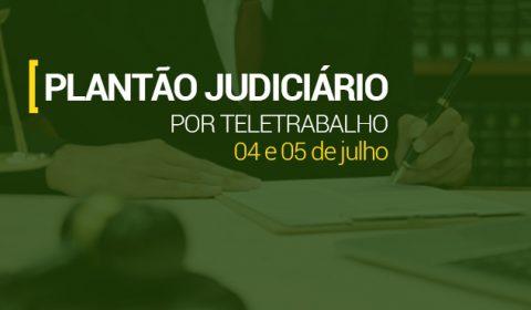 Plantão garante atendimento do Judiciário na Capital e Interior no fim de semana