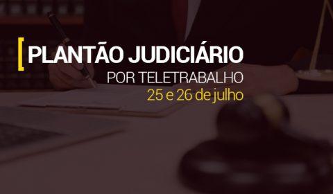 Plantão do Judiciário cearense garante atendimento eletrônico no fim de semana