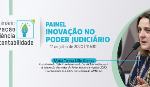 Evento do Judiciário cearense terá painel sobre a Agenda 2030 da ONU e os Objetivos de Desenvolvimento Sustentável do CNJ