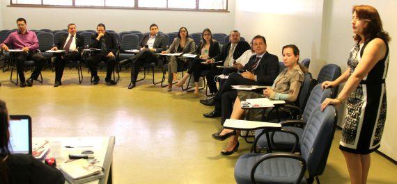 Comitê discute judicialização da saúde e define subcoordenadorias