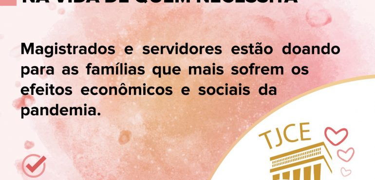 TJCE Solidário