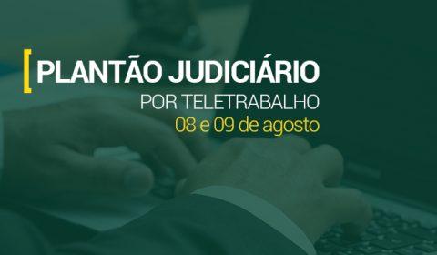 Plantão garante atendimento do Judiciário cearense no fim de semana