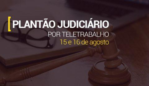 Peticionamentos no plantão do Judiciário cearense devem acontecer por e-mail excepcionalmente neste fim de semana