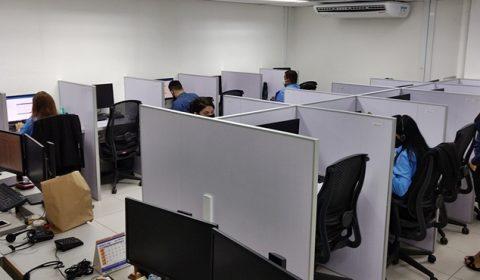 Com 1.151 demandas por dia, Telejustiça eleva em 268% a produtividade da Central de Atendimento Judicial