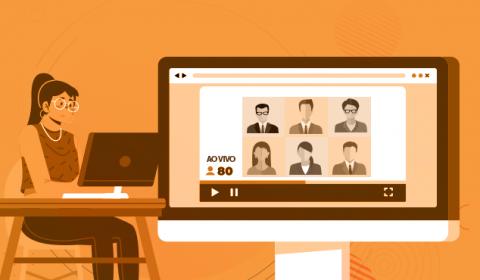 População pode assistir ao vivo pela internet as sessões virtuais de julgamento do TJCE