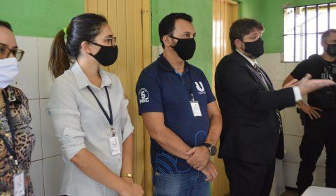 Projeto em parceria com Centro Universitário alfabetiza detentos em Icó