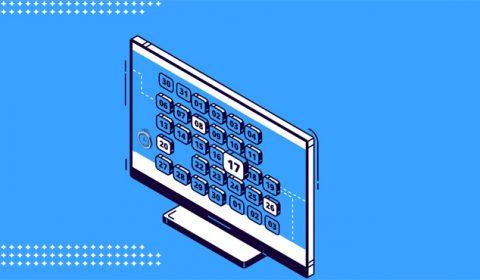 Calendário eletrônico registra feriados, pontos facultativos e suspensão de atendimento no Judiciário em todo o Estado