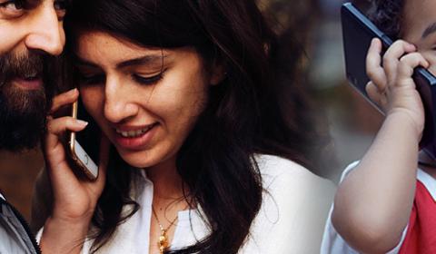 Crianças acolhidas e padrinhos mantêm vínculo afetivo através de ligações telefônicas durante pandemia