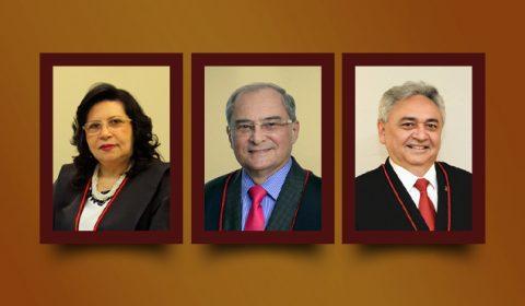 Poder Judiciário escolhe novos dirigentes em primeira eleição virtual da história do TJCE