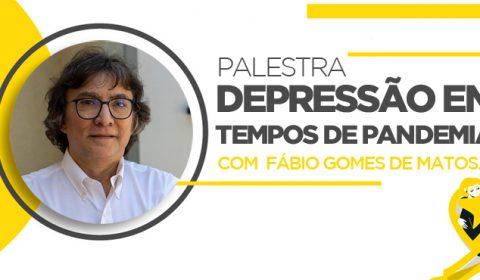 """Justiça Estadual promove nesta quarta-feira palestra sobre """"Depressão em Tempos de Pandemia"""""""