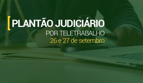 Plantão garante atendimento da Justiça cearense no fim de semana