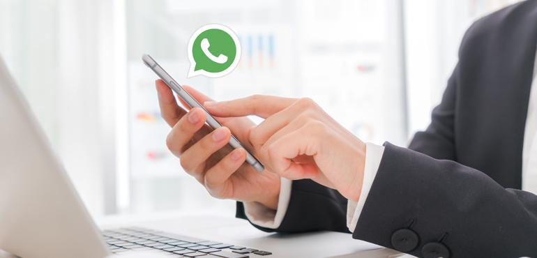 Unidades do TJCE utilizam Whatsapp Business para facilitar comunicação com cidadãos