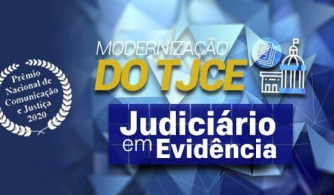 TJCE faz história e conquista segundo lugar em duas categorias no Prêmio Nacional de Comunicação e Justiça