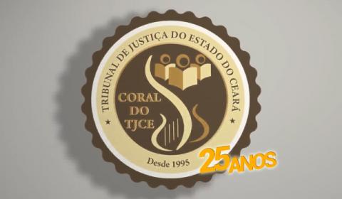 Coralistas gravam vídeo a distância para comemorar 25 anos de Coral do TJCE