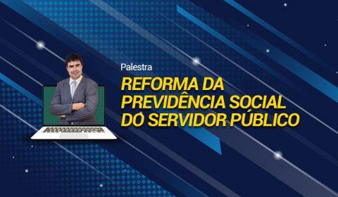 Tribunal inicia Mês do Servidor com palestra sobre reforma da previdência que será transmitida pelo YouTube