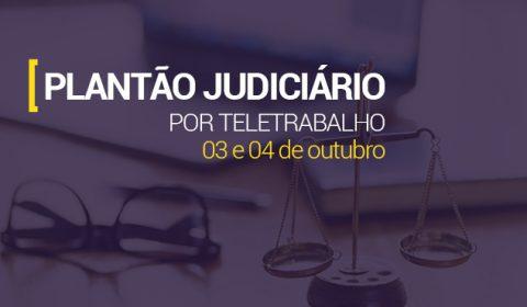 Fim de semana tem atendimento do Judiciário cearense garantido por meio de plantão eletrônico