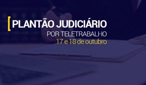 Desembargadores e juízes garantem atendimento do Tribunal no final de semana