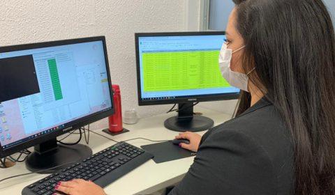 Robô auxilia servidores das Turmas Recursais na execução de tarefas repetitivas no PJe