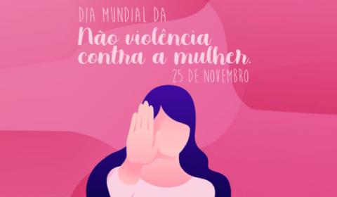 Os cenários de violência em tempos de Pandemia foram debatidos em encontro no Dia Mundial da Não Violência Contra a Mulher