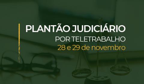 Judiciário cearense funciona em regime de plantão eletrônico no fim de semana
