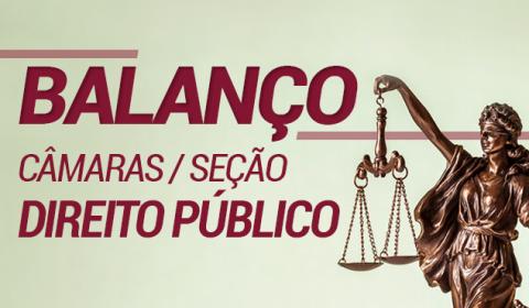 Câmaras de Direito Público do TJCE julgam cerca de 12 mil processos em 2020